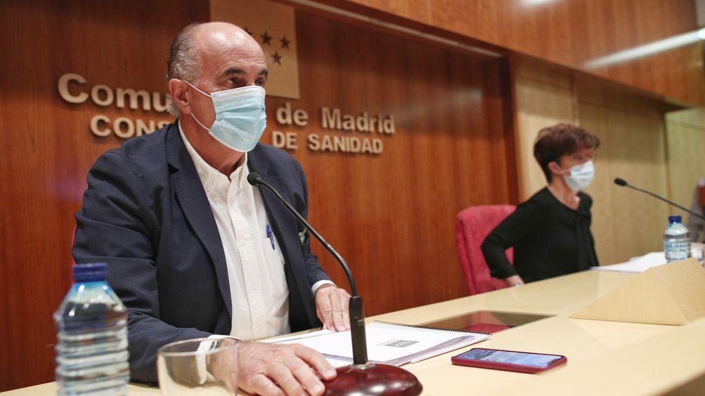 Madrid amplía las restricciones de movilidad a otras 8 zonas