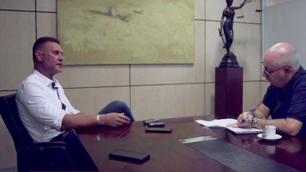 Nacho Vidal y sus declaraciones tras el homicidio de la muerte del sapo