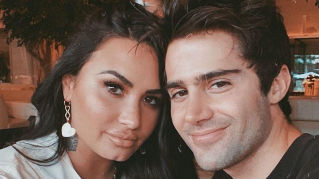 Demi Lovato cancela su boda y rompe con Max Ehrich dos meses después de anunciar su compromiso