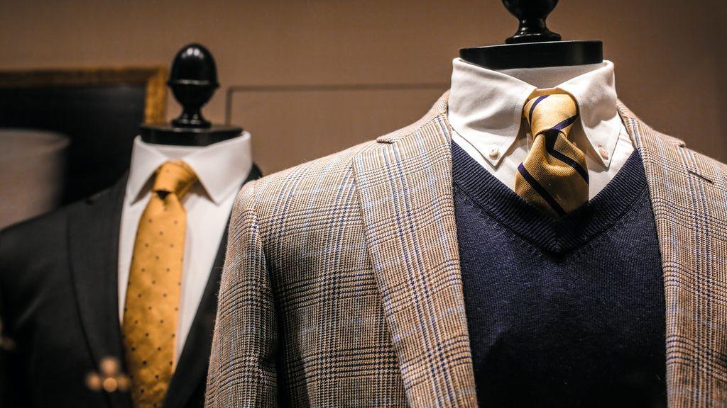Seda, oro o diamantes: las corbatas más caras de la historia