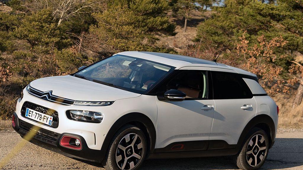 """Citroën C4 Cactus, por 16.290 € sin financiar, su asequible """"adiós con el corazón"""""""