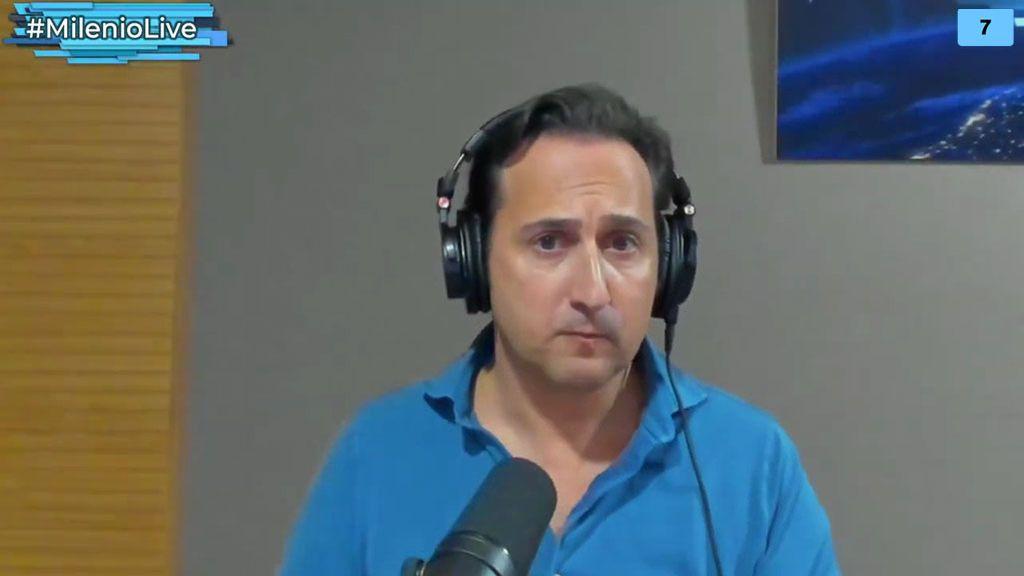 Iker Jiménez pide respuestas ante las incongruencias de las nuevas medidas de restricción