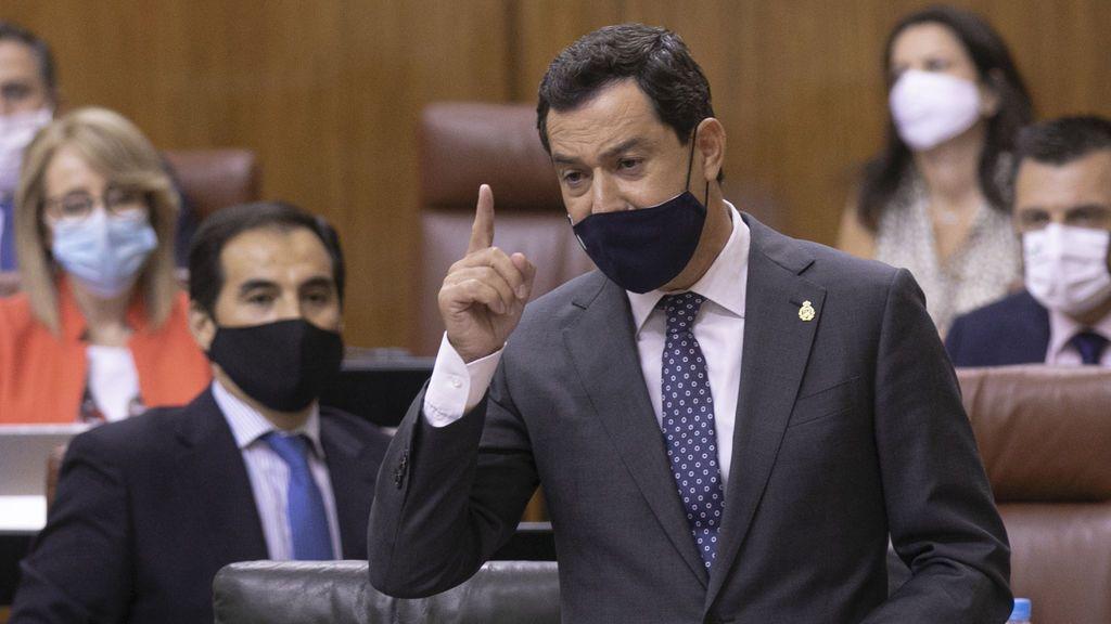 Juanma Moreno anuncia nuevas medidas restrictivas a partir del lunes en Andalucía