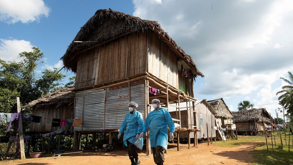 Manaos, en Brasil, podría ser la primera ciudad en alcanzar la inmunidad de rebaño frente al coronavirus