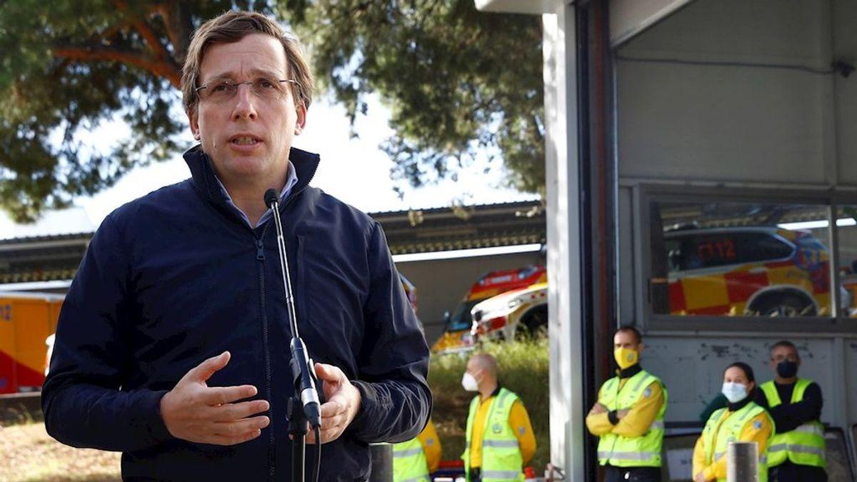 """Almeida acusa a Illa de """"enredar"""" al """"mandar un mensaje de confusión a los ciudadanos"""" de Madrid"""