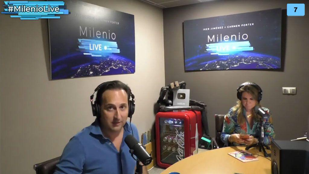 Milenio Live (26/09/2020) - Covid 19: segunda ola - Las claves de Neuralink (1/3)