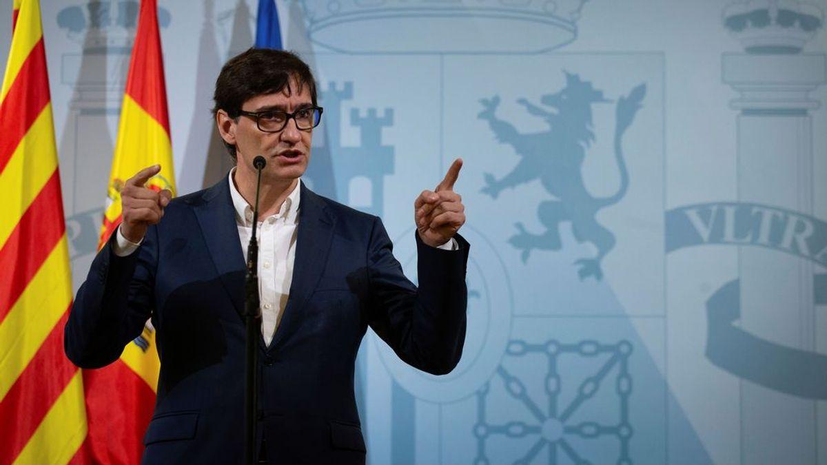 """Illa insta a Madrid a """"revisar sus decisiones y escuchar a la ciencia"""" porque """"está en riesgo sanitario serio"""""""