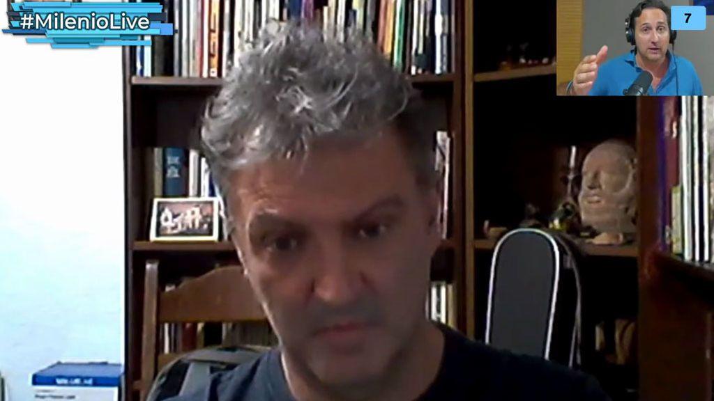 Milenio Live (26/09/2020) - Covid 19: segunda ola - Las claves de Neuralink (2/3)