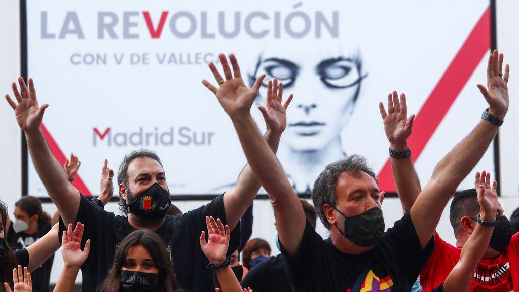 Los contagios se mantienen con el conflicto entre Madrid y Gobierno de fondo