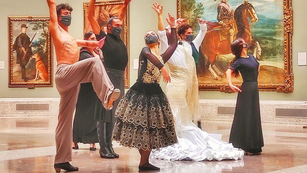El flamenco de los tablaos de Madrid se encuentra con el arte del Museo Nacional del Prado en el Día Mundial del Turismo