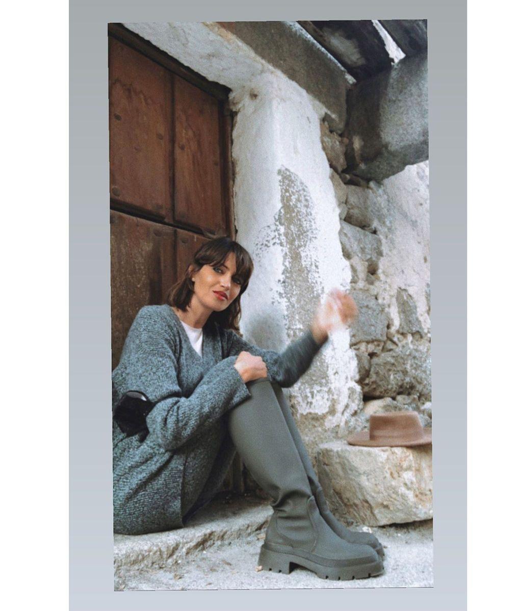 Sara Carbonero ha subido una publicación con un estilo y look otoñal