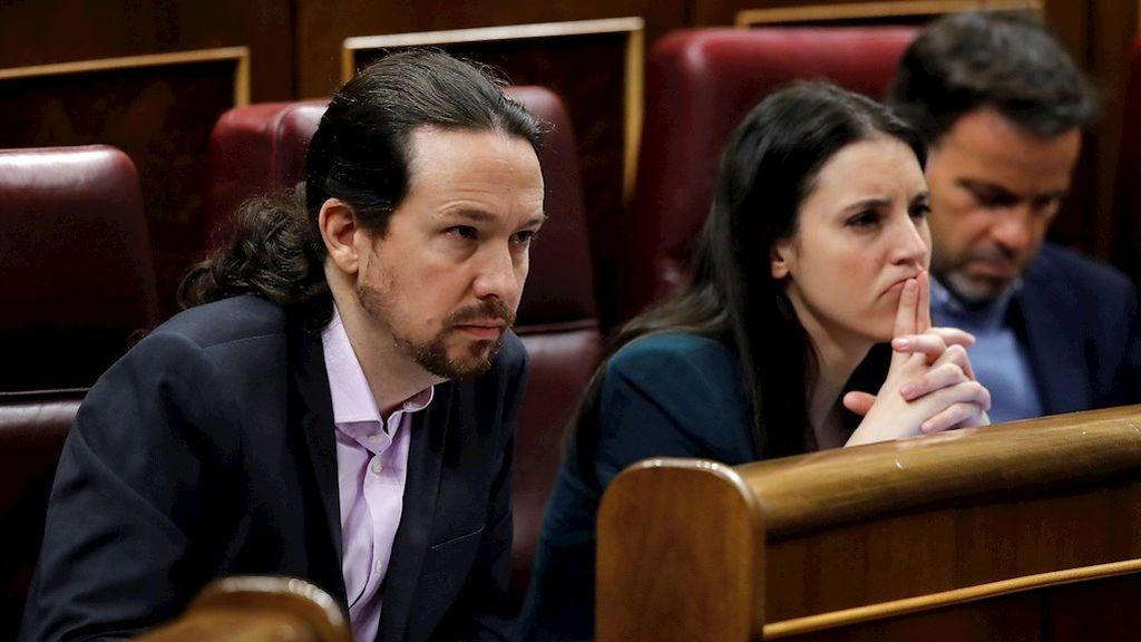 Ingresados los hijos mellizos de Pablo Iglesias e Irene Montero por bronquiolitis
