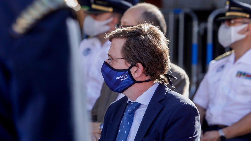 """Almeida asegura que hay """"un cierto fundamento"""" para decir que Pablo Iglesias es hijo de terrorista"""