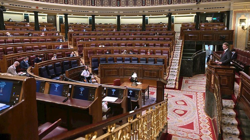 Una mayoría del Congreso exige el cese del bloqueo para renovar instituciones