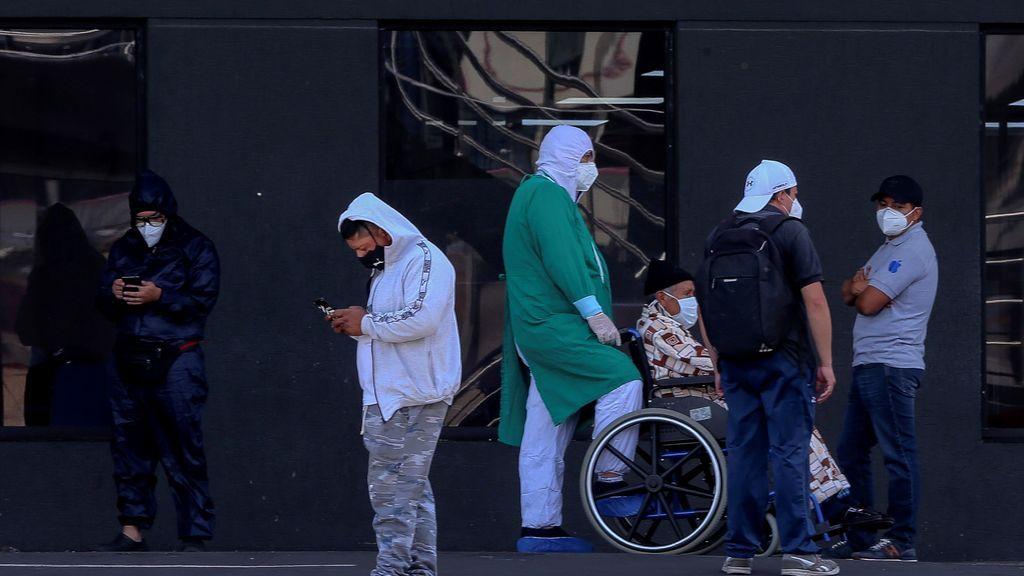 Ecuador sumó en el último día 766 casos de coronavirus