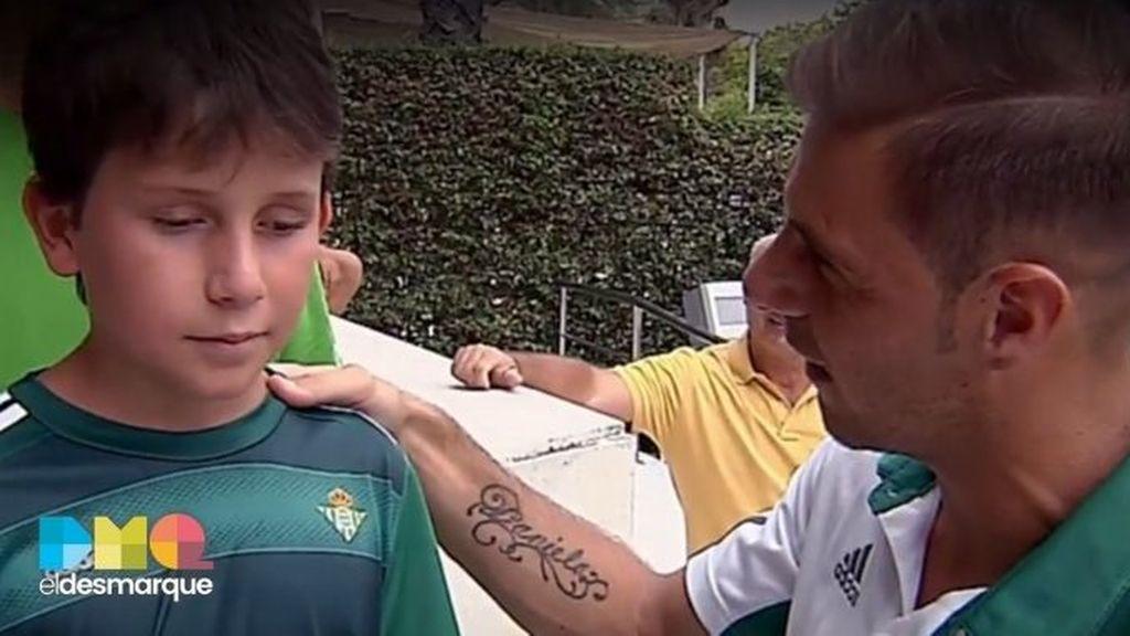 Joaquin y el niño