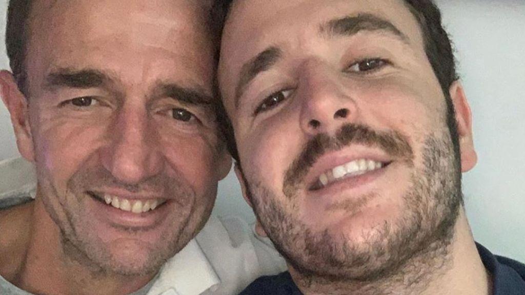 El emotivo mensaje de Alessandro Lequio a su hijo Álex tras cumplirse cuatro meses sin él