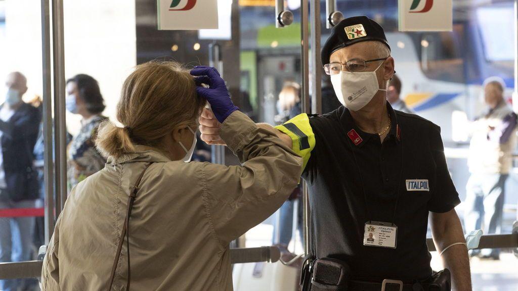 Italia mantiene el número de contagios con 1.766 casos en últimas 24 horas