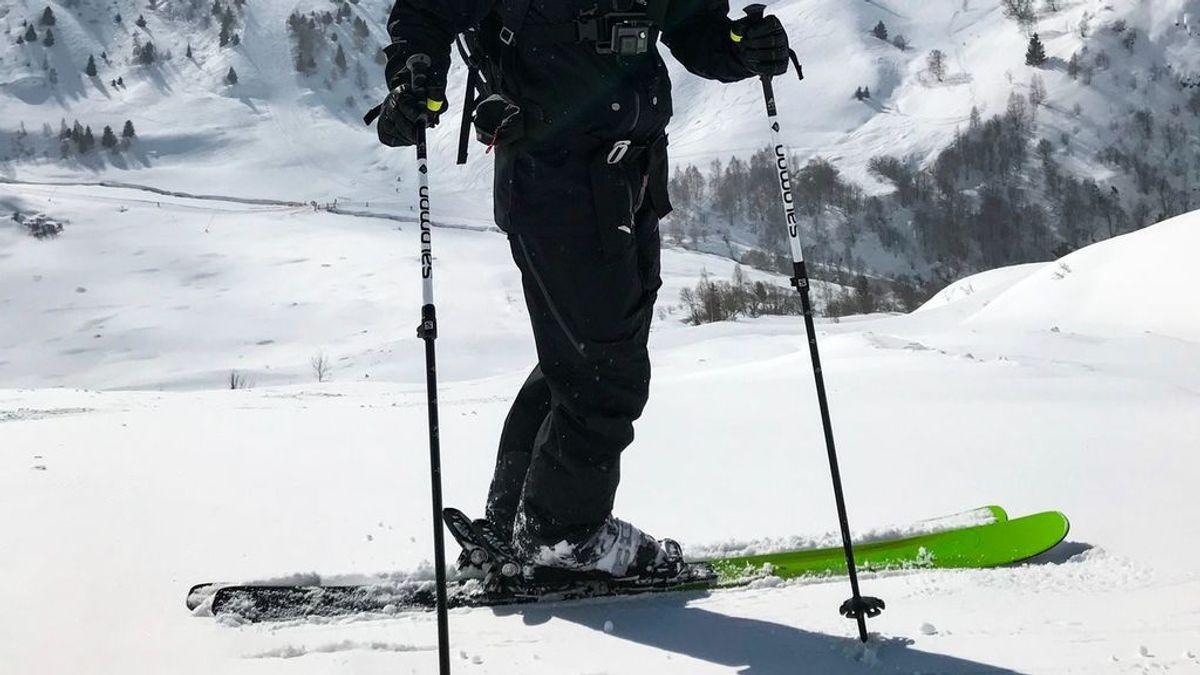 Bastones de esquí: qué tipos hay y cómo elegir tu talla