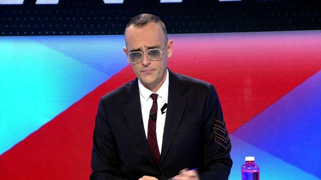 """Risto Mejide sorprende con una anécdota: """"¿Realmente hay libertad de expresión?"""""""