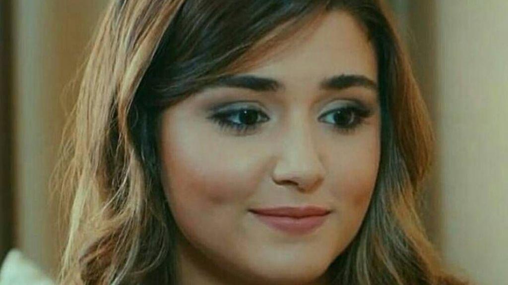 Hande Erçel, la protagonista de 'Hayat'
