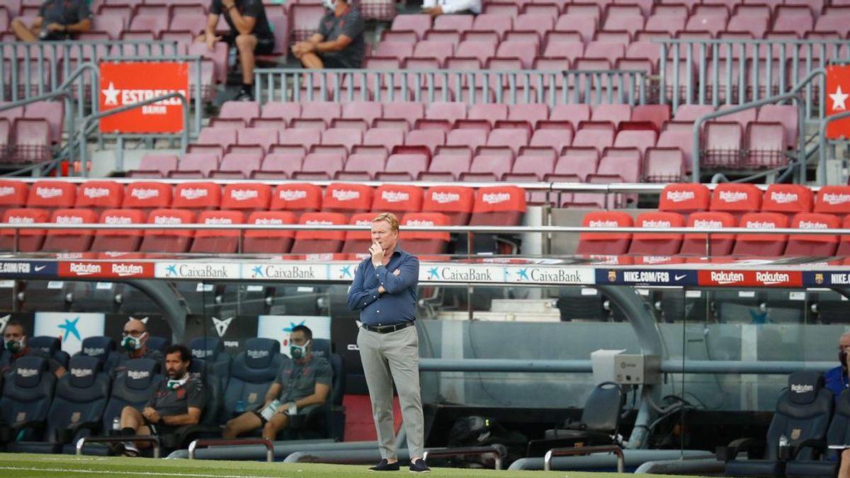 El Barça acelera por Lautaro Martínez y Depay tras la petición pública de Koeman