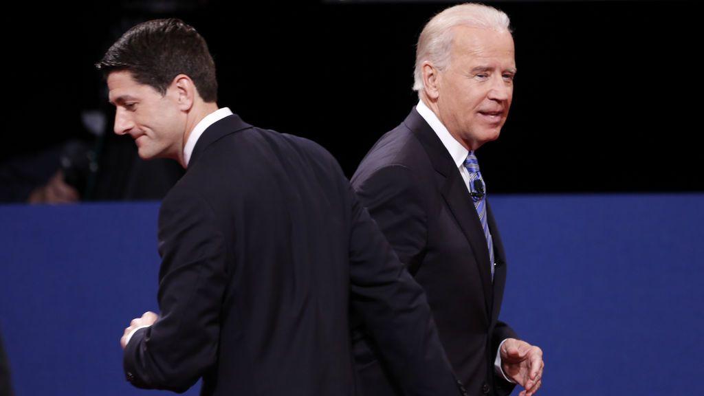 Biden espera repetir su decisiva actuación de 2012 en el primer debate con Trump