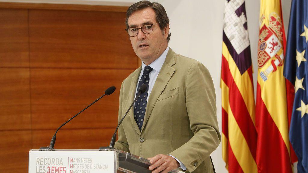 """Garamendi avisa al Gobierno sobre la prórroga de los ERTE: """"Lo están poniendo complicado"""""""