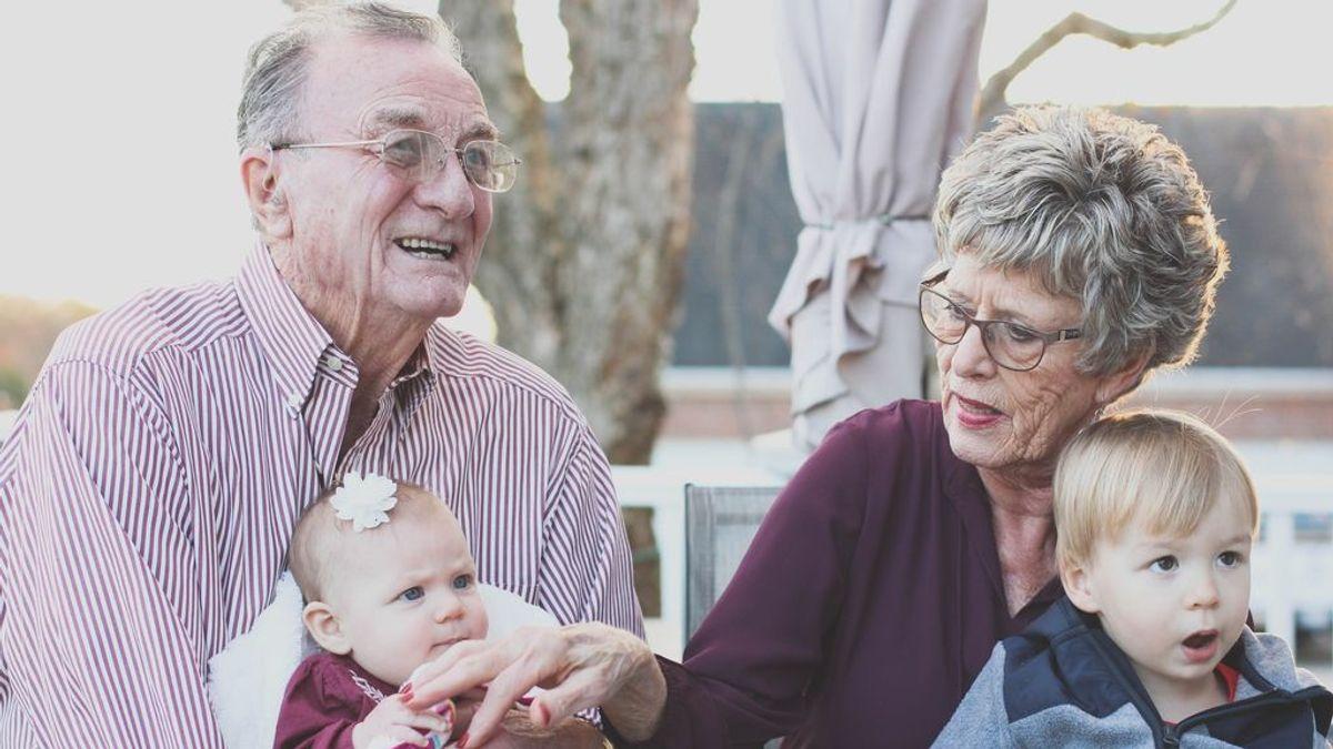 La niña Vaiana y la bisabuela Frumencia: dime cómo te llamas y te diré que edad tienes