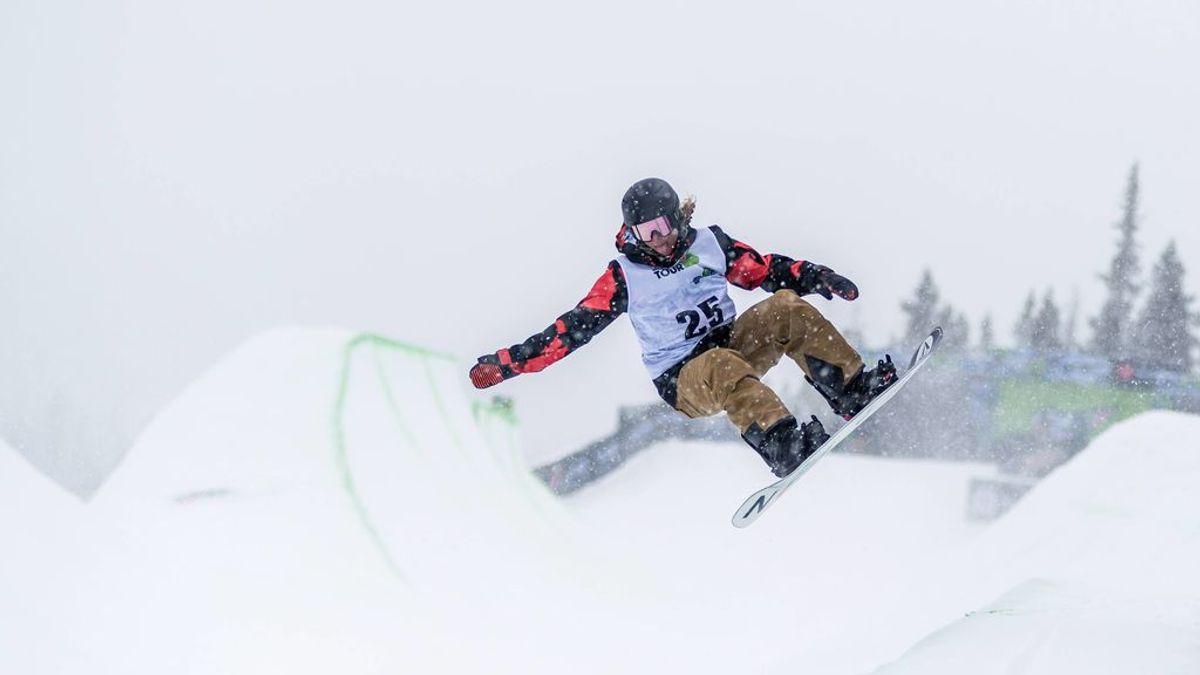 Vocabulario técnico en el snowboard: conoce todos los nombres y técnicas
