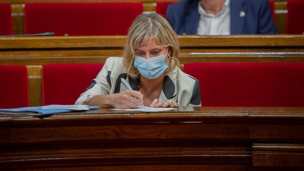 """Vergés responde a Ayuso con un gráfico sobre la """"incomparable"""" situación de la Covid-19 en Madrid y Cataluña"""