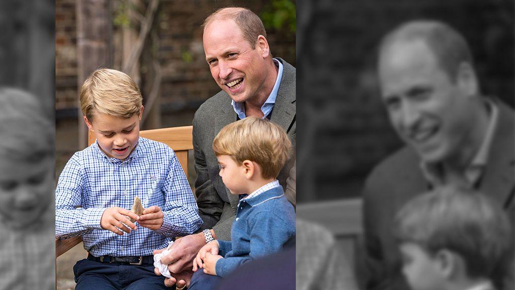 Malta reclama el diente de megalodón que David Attenborough regaló a los hijos de Guillermo de Inglaterra
