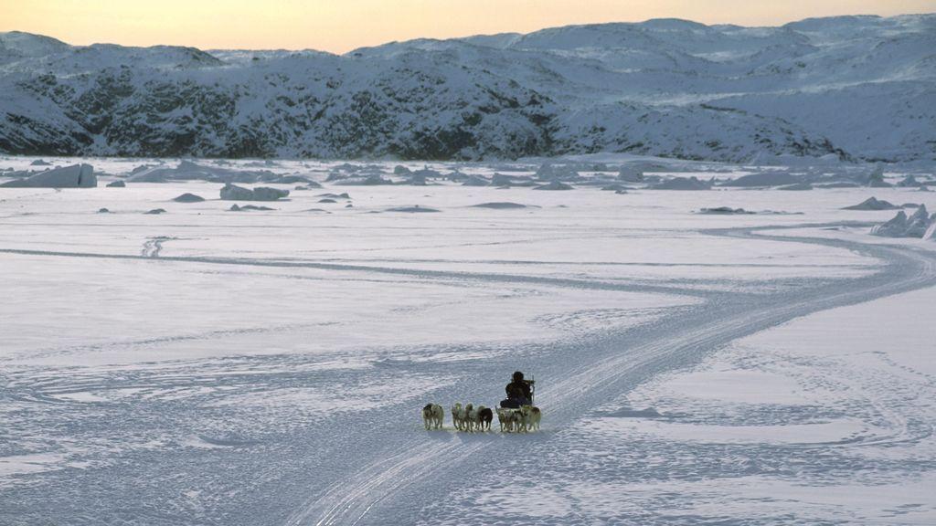 Se confirma el récord de frío mundial: Groenlandia desbanca a Siberia con 69,6 grados bajo cero