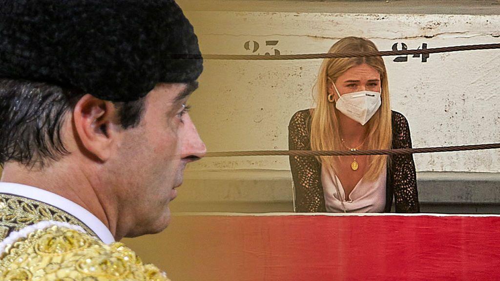 """Ana Soria cuenta la realidad de su salida entre abucheos de la plaza de toros: """"Todo lo demás es inventado"""""""