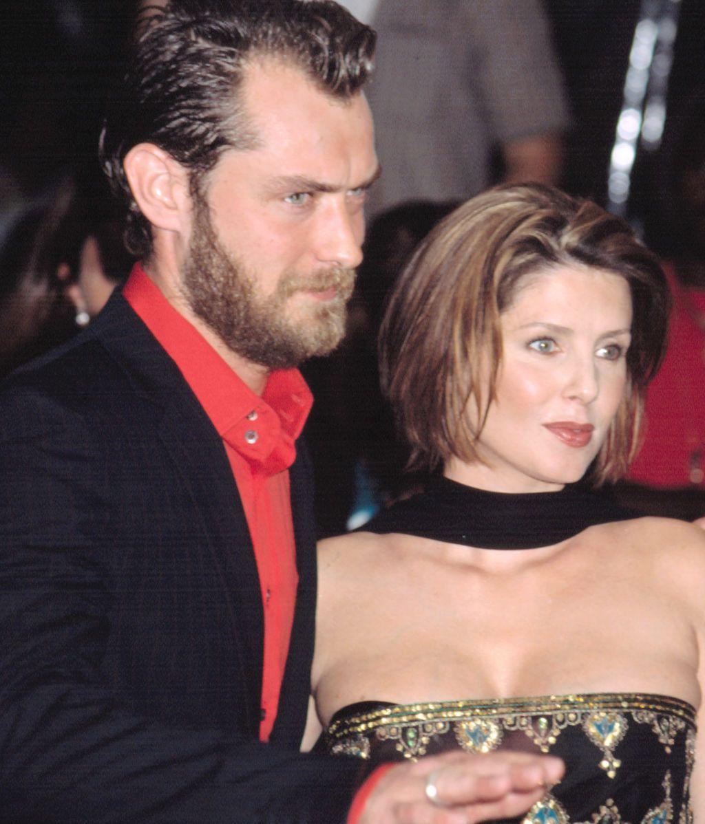 Jude Law y Sadie Frost
