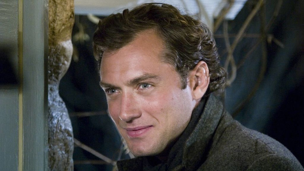 Jude Law en 'The Holiday'