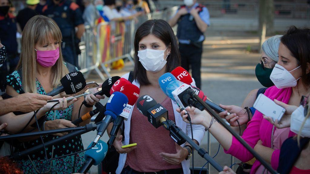 """ERC apunta a una """"democracia low cost"""" tras la inhabilitación de Torra"""