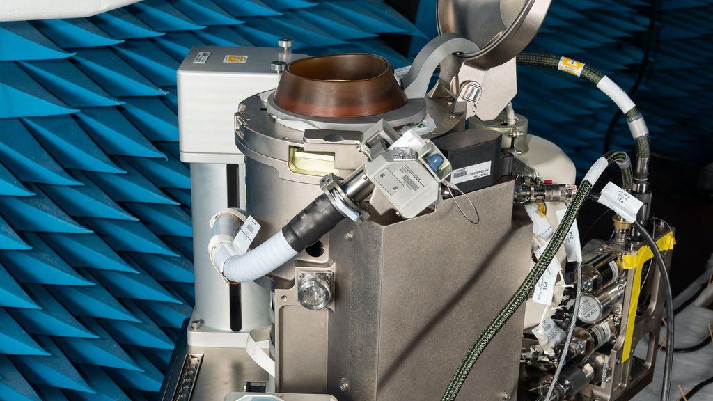 Nuevo Inodoro de la NASA