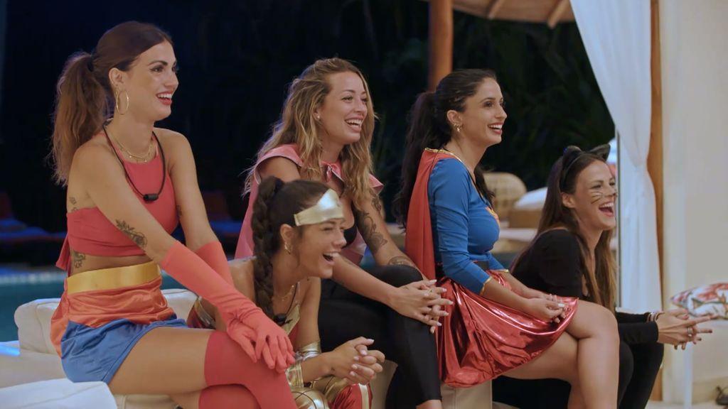 'La Isla de las Tentaciones', emisión más vista del fin de semana, domina la noche del domingo con más de 7 puntos de ventaja sobre Antena 3