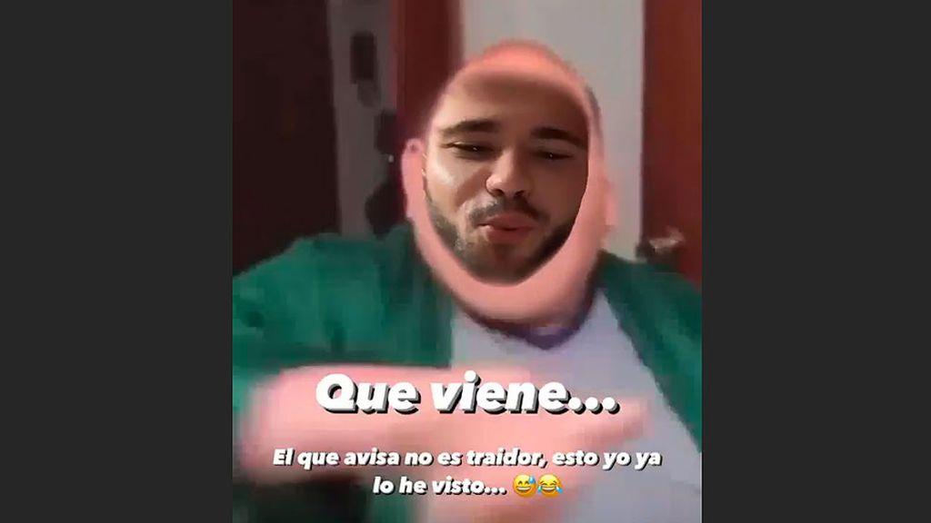 Ismael Nicolás de 'La isla de las tentaciones'
