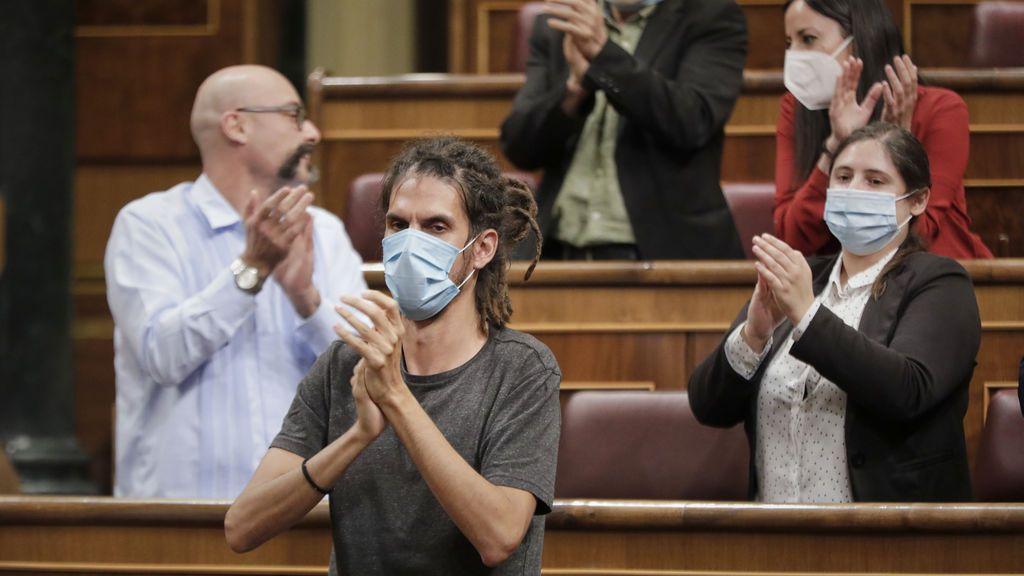 El Supremo investigará  al secretario de Organizacion de Podemos Alberto Rodriguez por patear a un policia