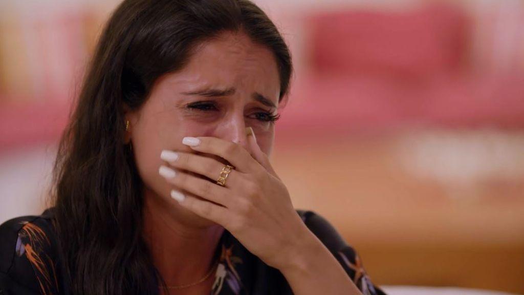 """Inma se rompe con Sandra Barneda por no soportar estar alejada de Ángel: """"No me imaginaba que iba a ser tan duro"""""""