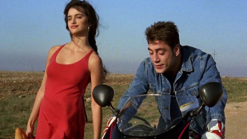 La primera que coincidieron en un set de rodaje fue en 'Jamón Jamón' en 1992.