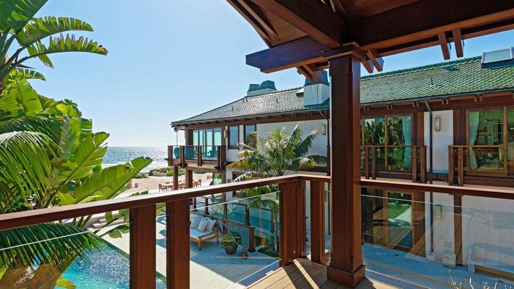Pierce Brosnan pone a la venta su mansión de Los Ángeles