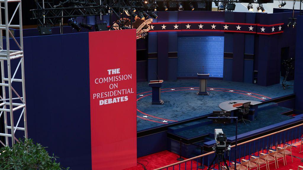 El primer debate electoral 2020