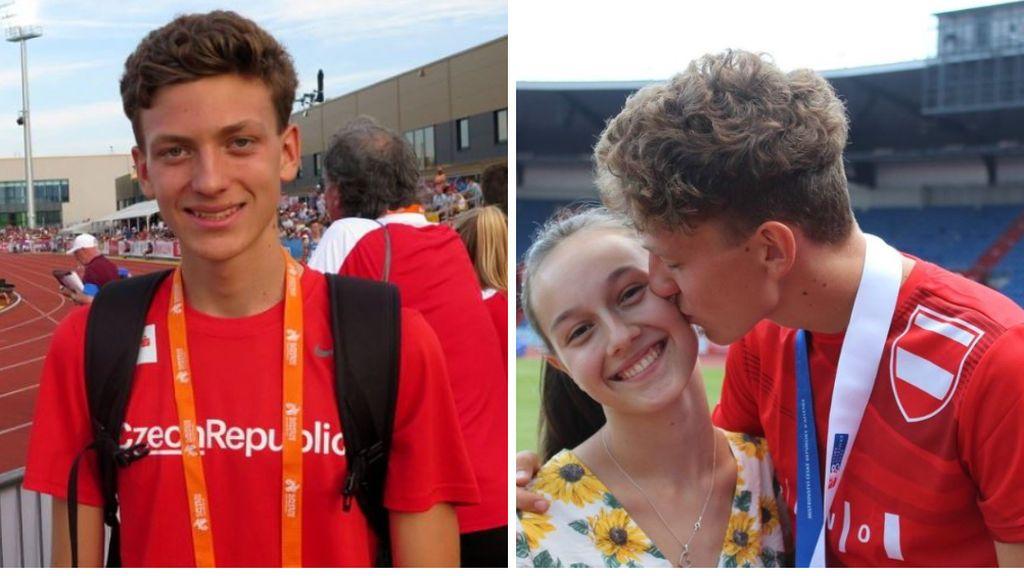 Tragedia en el atletismo checo: se suicida la joven promesa de 19 años Ondrej Hodbod