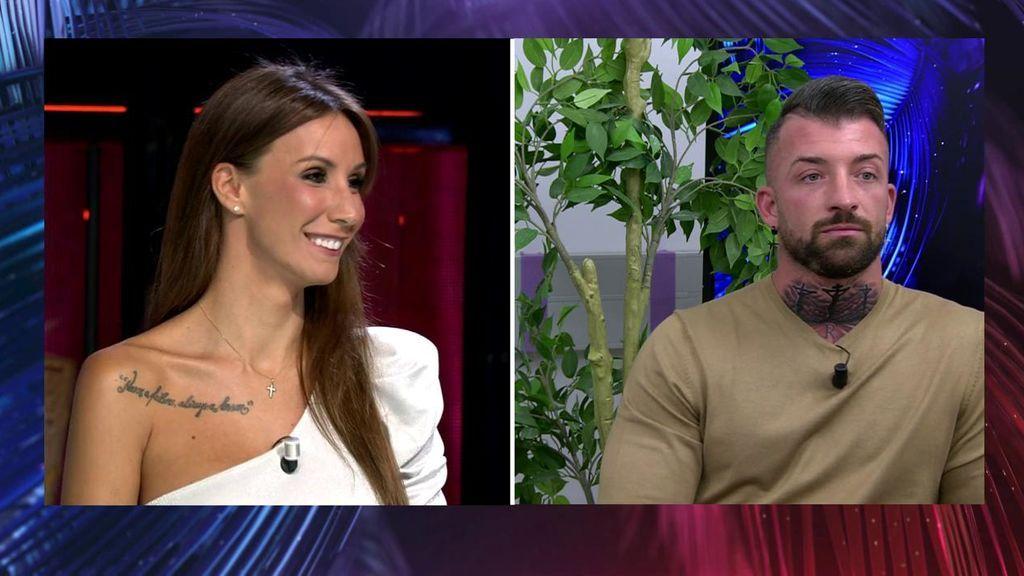 Última hora 'El Debate de las Tentaciones 2': Fani y Rubén se reencuentran en el plató