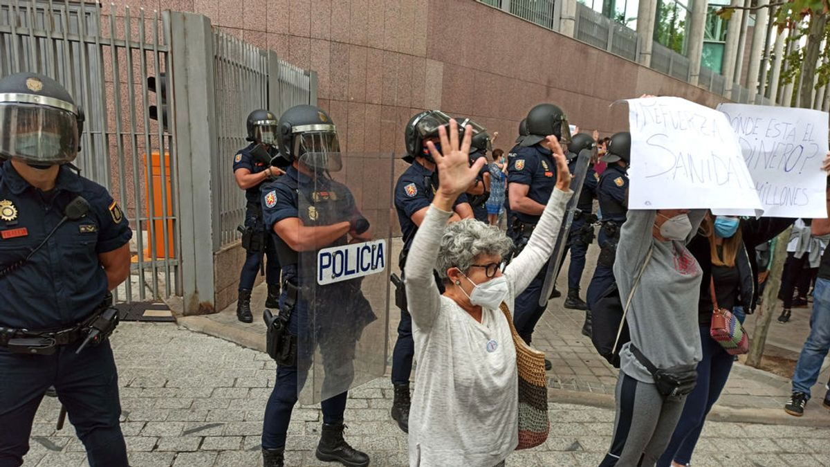 La fatiga pandémica: una explicación a las protestas contra las restricciones por la Covid-19