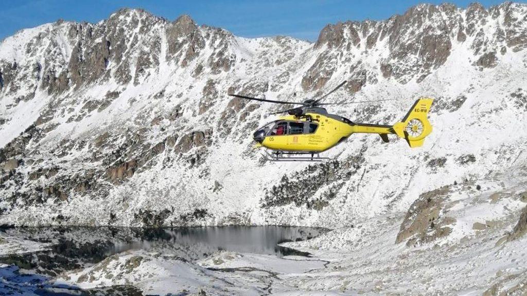 Buscan a dos excursionistas desaparecidos en el Parque Nacional de Aigüestortes