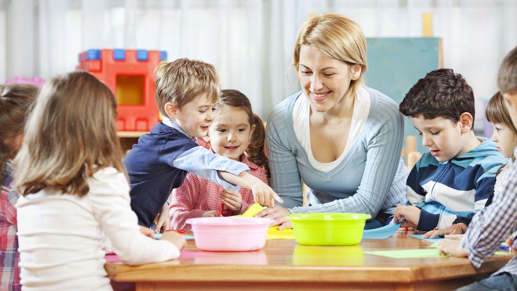 La atención es totalmente personalizada, ya que los grupos son de tres o cuatro niños.